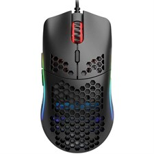 Glorious Model O- Gaming Mouse, Matte Black