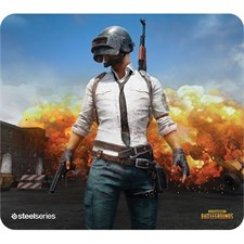 SteelSeries QCK+ PUBG (Erangel) Edition Gaming Mouse Pad