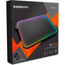 Steelseries 63391 QCK Prism RGB Mousepad
