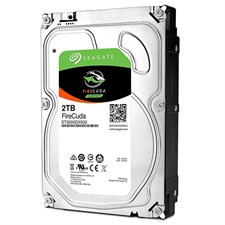 Seagate FireCuda 2TB ST2000DX002 SATA Gaming SSHD for Desktop